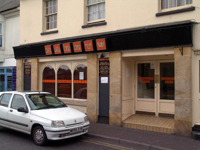 Harrys Bar Restaurant, Yeovil, Somerset