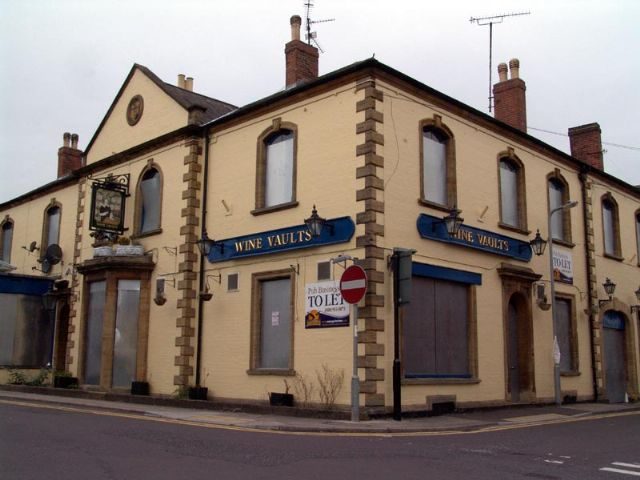 The Wine Vaults, Yeovil, Somerset