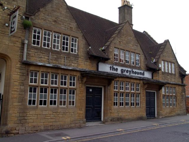 The Greyhound, Yeovil, Somerset
