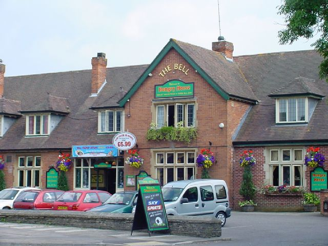 The Bell Inn, Yeovil, Somerset