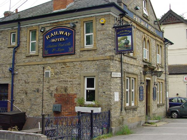 The Railway Hotel, Yeovil, Somerset