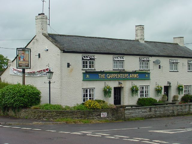Carpenters Arms, Chilthorne Domer, Yeovil,                   Somerset