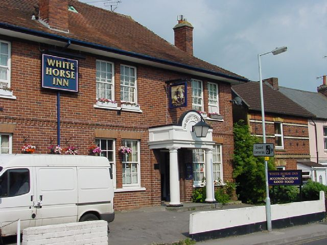 The White Horse Inn, Yeovil, Somerset