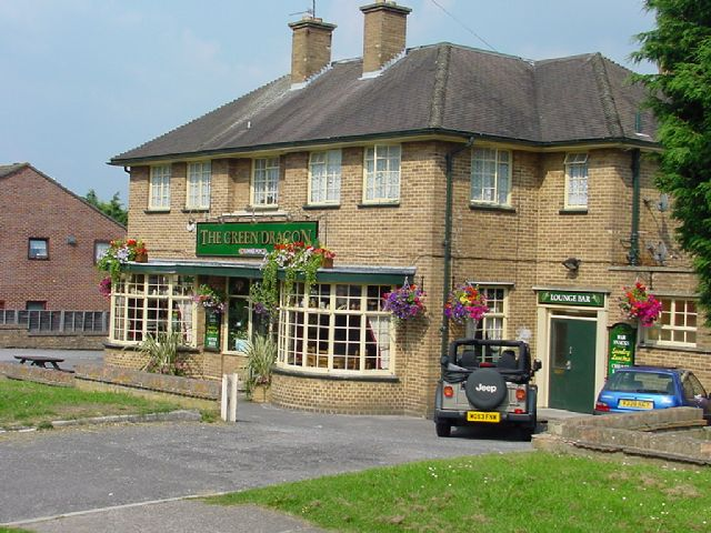 The Green Dragon, Yeovil, Somerset