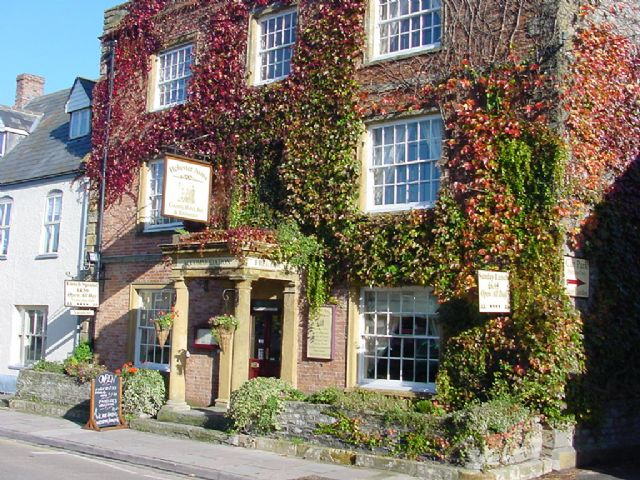 Ilchester Arms Hotel, Ilchester, Yeovil,                   Somerset