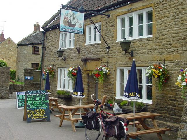 Royal George Inn, West Coker, Yeovil,                             Somerset