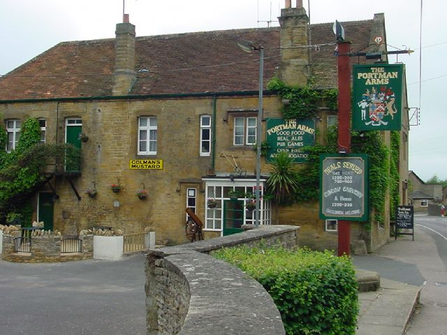 Portman Arms, East Chinnock, Yeovil,                             Somerset