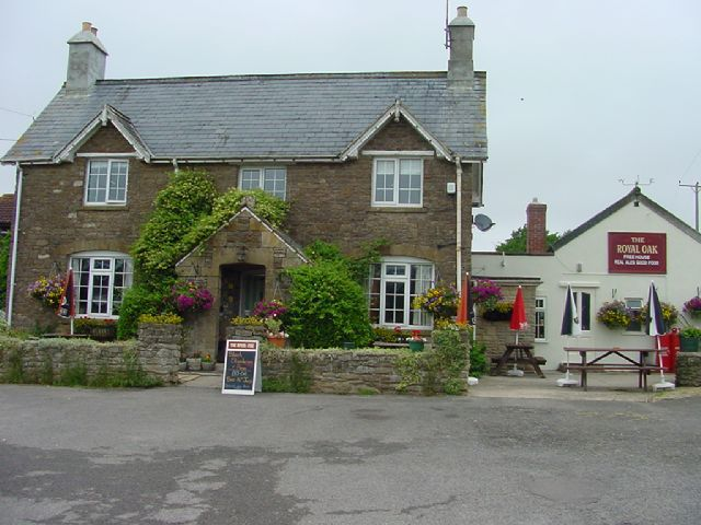 Royal Oak Inn, Hardington Moor, Yeovil,                             Somerset