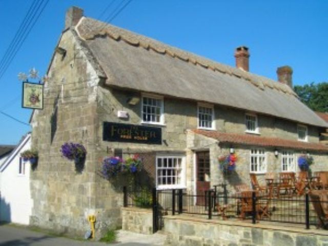 The Forester Inn, Donhead St. Andrew, Shaftesbury, Dorset