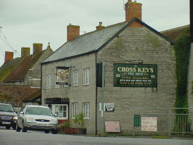 Cross Keys Inn, East Lydford, Somerton, Somerset