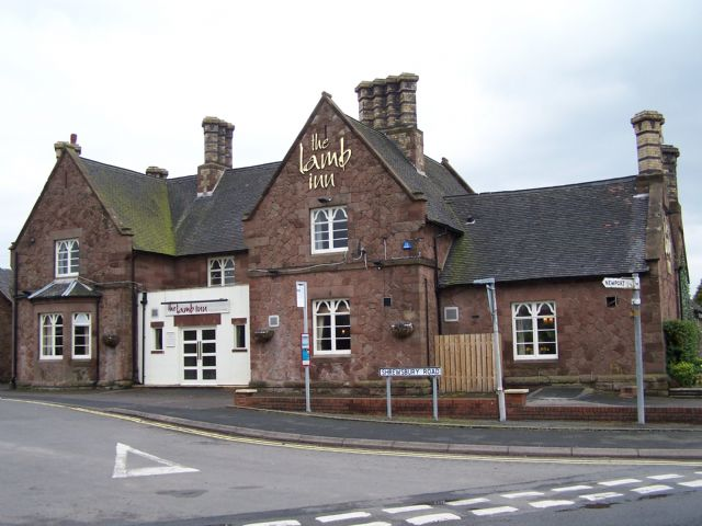 Dog Friendly Pubs Newport Shropshire